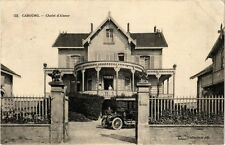 CPA Cabourg - Chalet d'Alsace (272421)