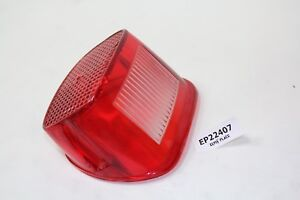 Harley taillight taillamp lens FXR Dyna Sportster Softail FL EP22407