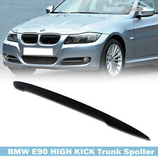 PAINTED BMW E90 3-Series HIGH KICK Performance P-Type Trunk Spoiler Rear Wing◎