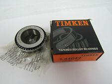 TIMKEN TAPERED ROLLER BEARING L44643