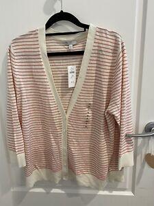 Gap Thin Knit Cardigan Size XL BNWT