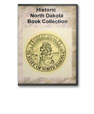 17 North Dakota ND State County History Family Genealogy Books - B361