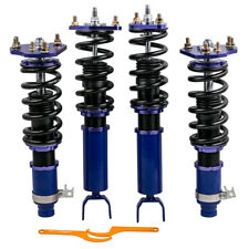 Coilover Suspension Kits for Honda Prelude 1992-2001 Shock Absorbers Blue
