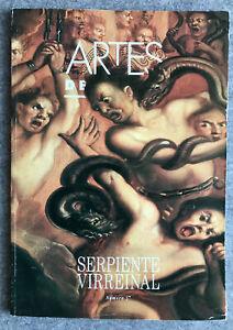 Artes de Mexico : Number 37 ; Serpiente Virreinal : English / Spanish