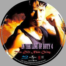 In The Line of Duty 4-Tiêu Diệt Nhân Chứng - Phim Le Blu-Ray - Donnie Yen - USLT