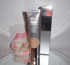 IT Cosmetics CC + Cream Foundation + Serum SPF 50+ 1.08oz MEDIUM Full Coverage