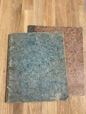 More details for two antique ciphering books - exercise books from whickham school, 1860