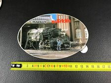 Autocollant sticker CAR LOCOMOTIVE MARKLIN