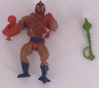 Vintage 1981 Masters of the Universe Complete Figure Mattel MOTU Clawful Rare