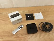 Apple TV A1469 (3rd Generation HD) 1080P Media Streaming Player with Remote