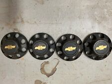 Chevrolet Lug Hub Caps - Set of 4