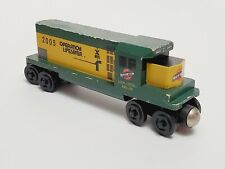 Whittle Shortline Operation Lifesaver Safety Tain Wooden 2005 North Western