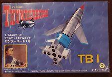 Carlton Aoshima Thunderbirds Tb1 1/144 Model Kit Gerry Anderson