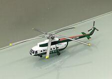 Herpa Wings 1/200 Polizei Brandenburg Mil Mi-8 D-HOZH 554893 metal miniature