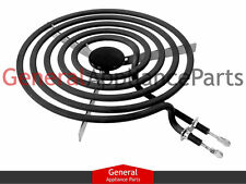 "Ge Hotpoint Kenmore Range Cooktop Stove 8"" Large Surface Burner Element Wb30X255"