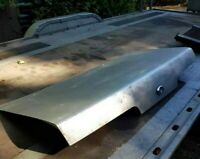 OEM NISSAN PS13 S13 SILVIA BOOTLID TRUNK TAILGATE  – JDM RUST FREE SWAP - SILVER