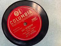 HARRY JAMES AIN'T MISBEHAVIN' 78 RPM RECORD VG+