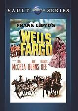 Wells Fargo (Dvd, 2015)