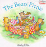 Bears Picnic (Collins toddler), Ellis, Andy, Used; Good Book
