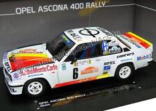 Opel Ascona 400 Rally Limited Edition 1981 3rd Rallye Sanremo 1:18 Diecast Model