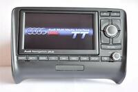 Latest 2020 maps Audi TT TTS TT RS 8J RNS-E CHROME! DVD Mp3 SD navigation satnav