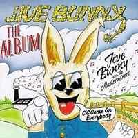 JIVE BUNNY & THE MASTERMIXERS The Album CD BRAND NEW