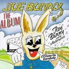 JIVE BUNNY & THE MASTERMIXERS The Album CD BRAND NEW