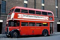 London Transport RT4083 Rennel Street 14th March 1978 Bus Photo
