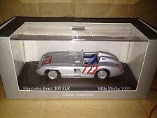 Minichamps Mercedes 1955 300 SLR #722 Mille Miglia Dealer Edition! Nice Car!