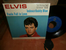 "elvis presley""indescribably blue""rca victor- lbl:bleu-49506""single7""or.fr.1/1967"