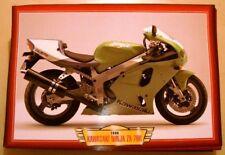 KAWASAKI NINJA ZX-7RR 7 RR 750 VINTAGE CLASSIC MOTORCYCLE BIKE 1990'S  PICTURE
