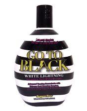 Supre Tan Go to Black White Lightning Instant DARK LOZIONE ABBRONZANTE 350ml