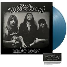 MOTÖRHEAD - UNDER CÖVER   Exclusive Limited Blue Vinyl LP  500 Copies   SEALED