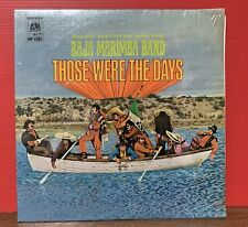 "1969 The Baja Marimba Band ""Those Were The Days"" 33 1/3 RPM 12"" LP Record"