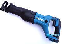 New Makita 18V XRJ04 Cordless Battery Reciprocating Saw W/ Blade 18 Volt