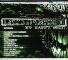 LOUD & PROUD 2 = Miro/Asskicka/Pilldriver/Placid/Deuch...= 3CD = HARDCORE GABBER