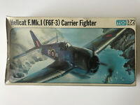Vintage Frog 1/72 Scale Hellcat F.Mk.1 Carrier Fighter (F6F-3) Model Kit F245
