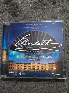 Elisabeth - Konzertante Open Air Schloss Schönbrunn Wien - Douwes /Seibert