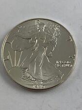 1986 Silver Eagle Coin BU ***NO RESERVE***