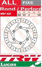 Disque de frein Avant Fixe TRW Lucas MST230 Suzuki DR 650 R,RU SP44B 1992-1996