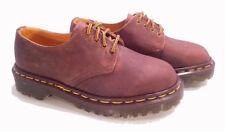 💥Dr. Martens Doc England Rare Vintage Aztec Crazy Horse 4 Eye Shoes UK 3 US 5💥