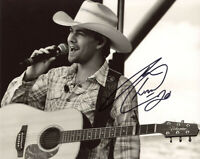 WILLIAM MICHAEL MORGAN SIGNED AUTOGRAPHED 8x10 PHOTO COUNTRY MUSIC BECKETT BAS
