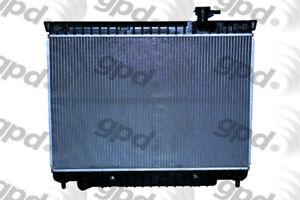 Radiator Global 2458C