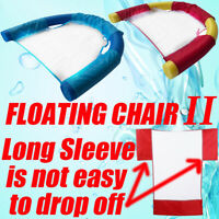 POOL FLOATING CHAIR NOODLE SLING MESH SEAT LOUNGE SWIMMING FUN FOR ADULT AND KID
