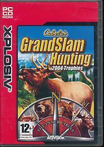 EBOND Cabella's Grand Slam Hunting 2004 Trophies - PC CD-ROM GC001007