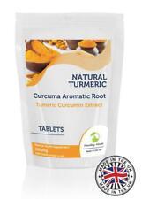Turmeric Tablets Curcumin Extract 1500mg Pills
