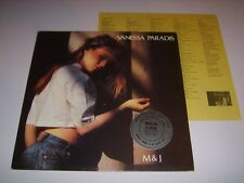 VANESSA PARADIS - M&J Korean 1987 Polydor LP