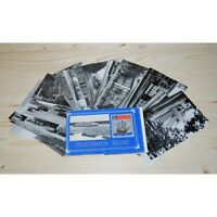 Vintage Soviet Russian City set Photo Postcards USSR Lodeynoye Pole 24 pcs, 1981