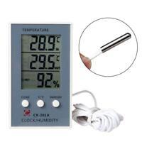 Digital Thermometer Hygrometer Temperature Humidity Meter Gauge Indoor Outdoor