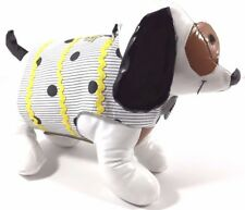 Dog Pet Clothes Harness Size Medium 6 to 8 LBS Handmade NEW College Georgia Tech